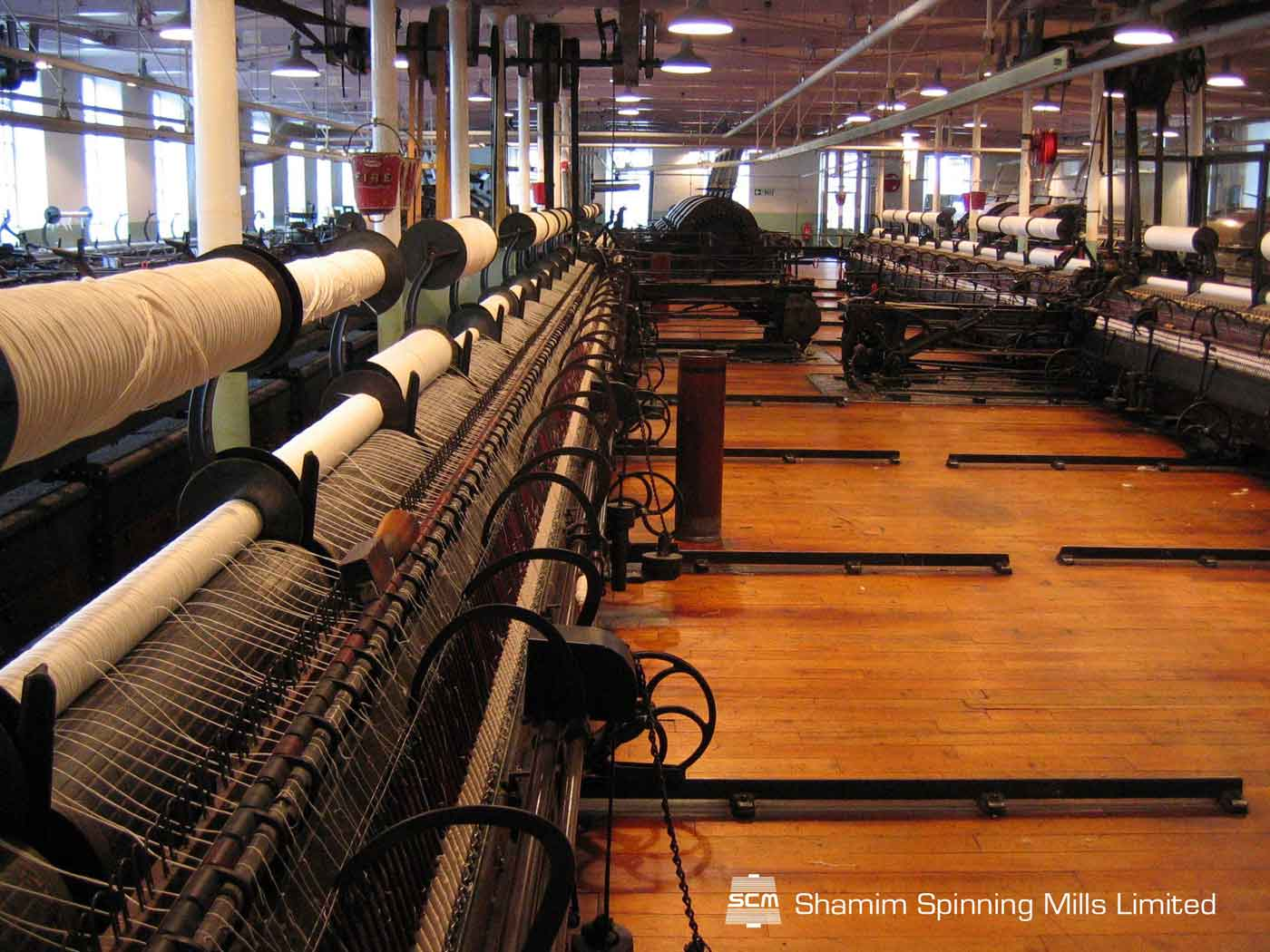 Shameem Spinning Mills Ltd